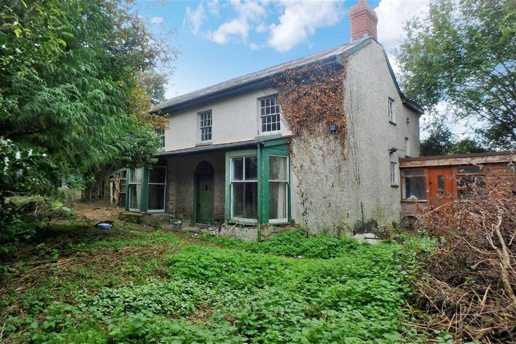 3 Bedrooms Cottage House for sale in Hinton, Peterchurch, Peterchurch, Herefordshire
