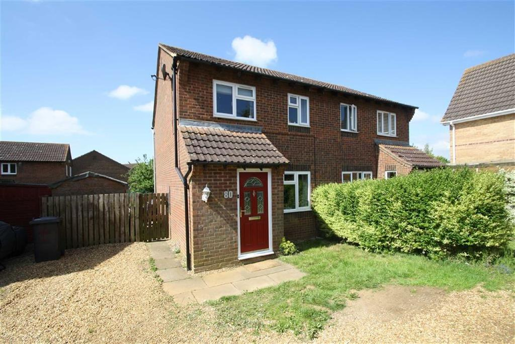 3 Bedrooms Semi Detached House for sale in 80, Farmers Drive, Brackley