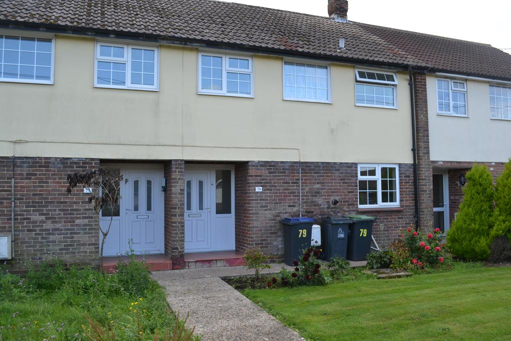 3 Bedrooms Terraced House for sale in Sweechgate, Broad Oak, Canterbury CT2