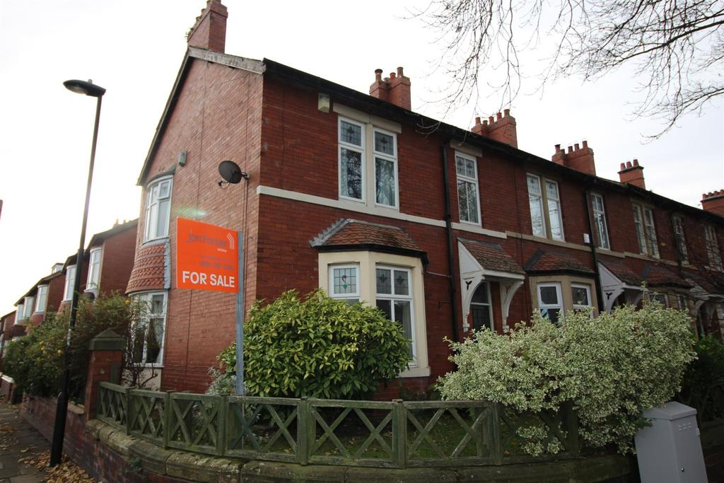 5 Bedrooms End Of Terrace House for sale in Preston Avenue, North Shieds