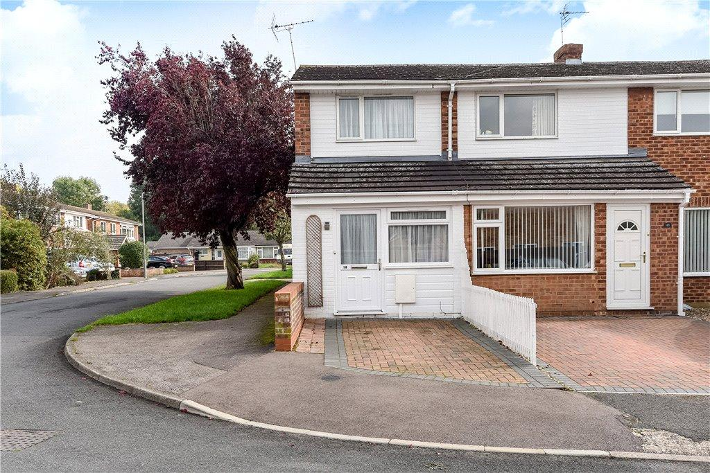 2 Bedrooms End Of Terrace House for sale in Blenheim Avenue, Stony Stratford, Milton Keynes, Buckinghamshire