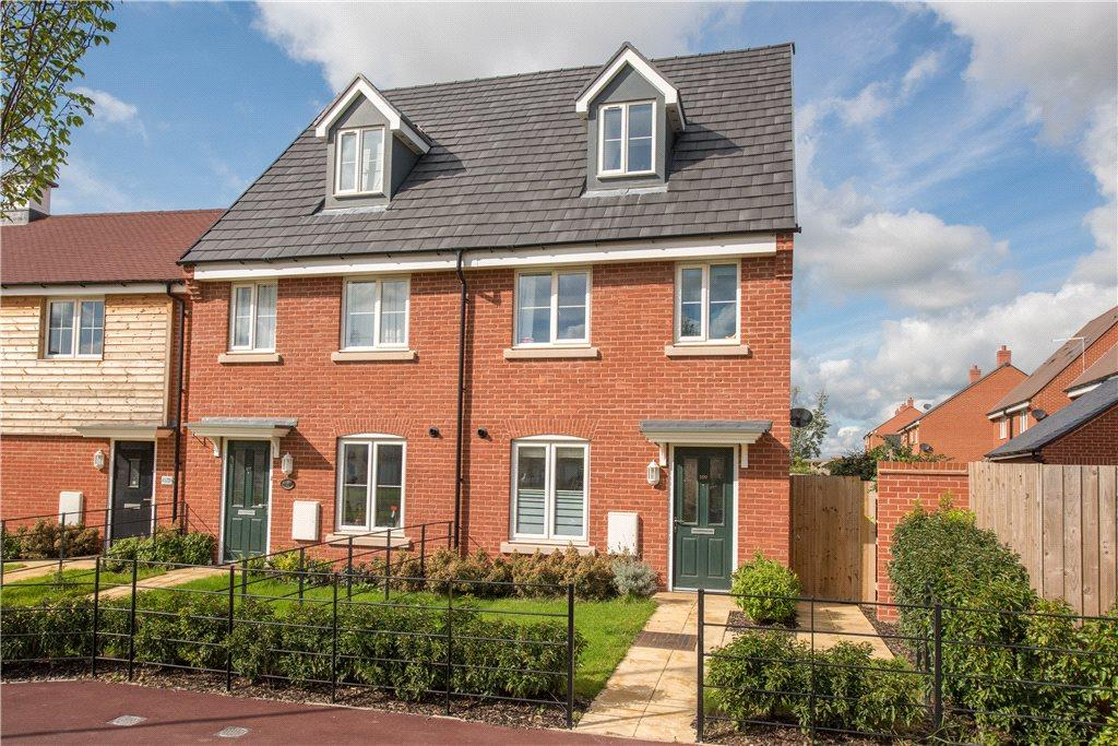 3 Bedrooms Semi Detached House for sale in Paradise Orchard, Aylesbury, Buckinghamshire