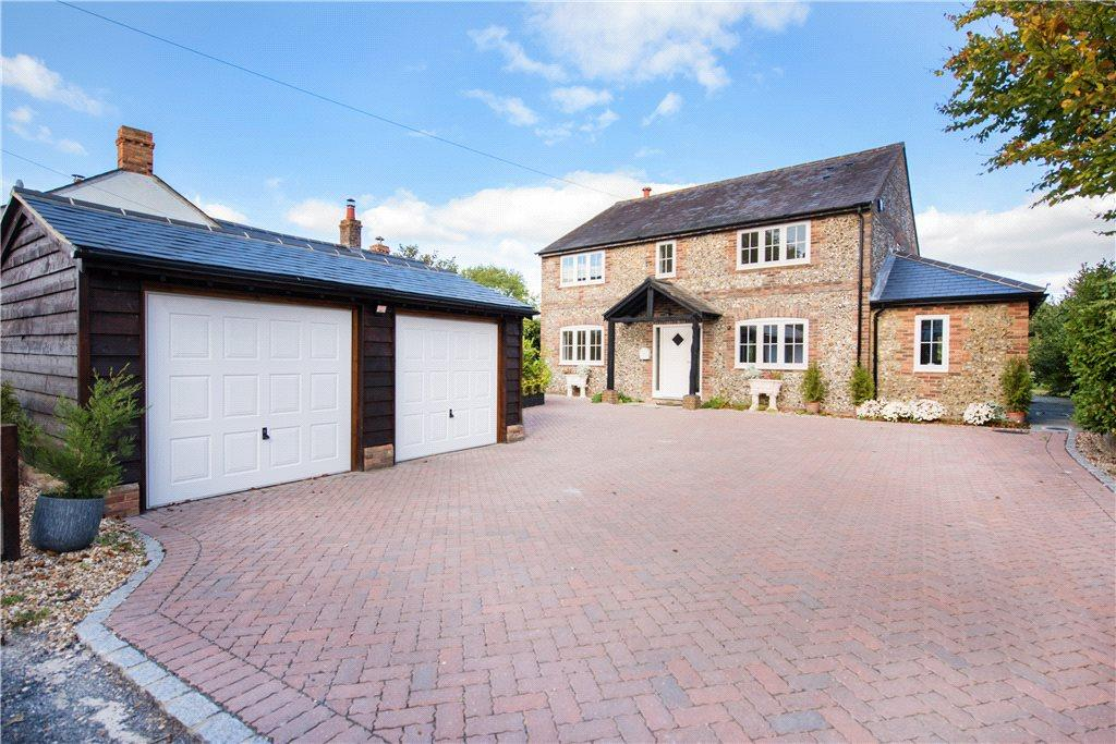 4 Bedrooms Detached House for sale in Crowell, Chinnor, Oxfordshire