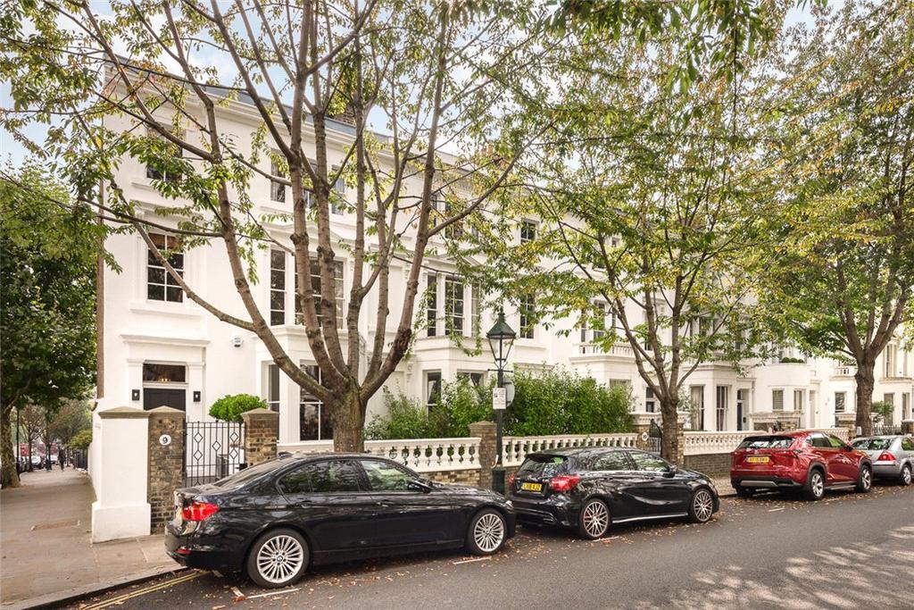 6 Bedrooms Terraced House for sale in Vicarage Gardens, Kensington, London, W8