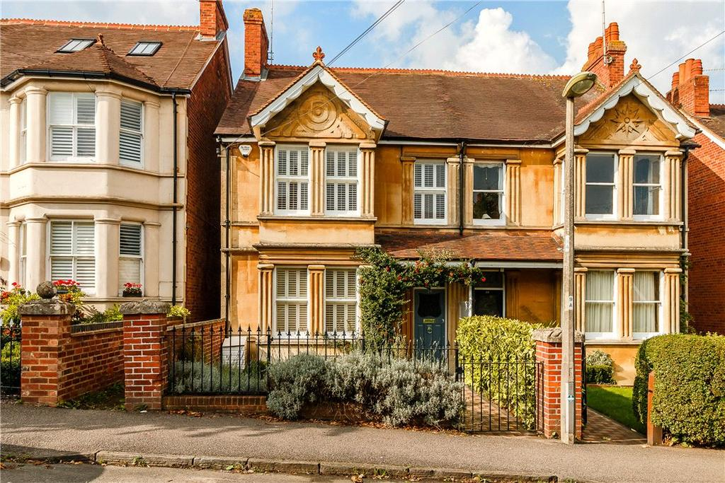 5 Bedrooms Semi Detached House for sale in St. Andrews Road, Henley-on-Thames, RG9