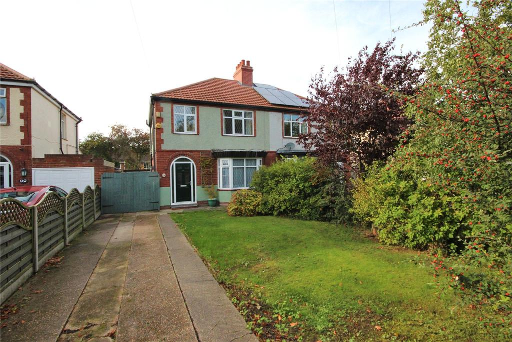 3 Bedrooms Semi Detached House for sale in Little Coates Road, Grimsby, DN34