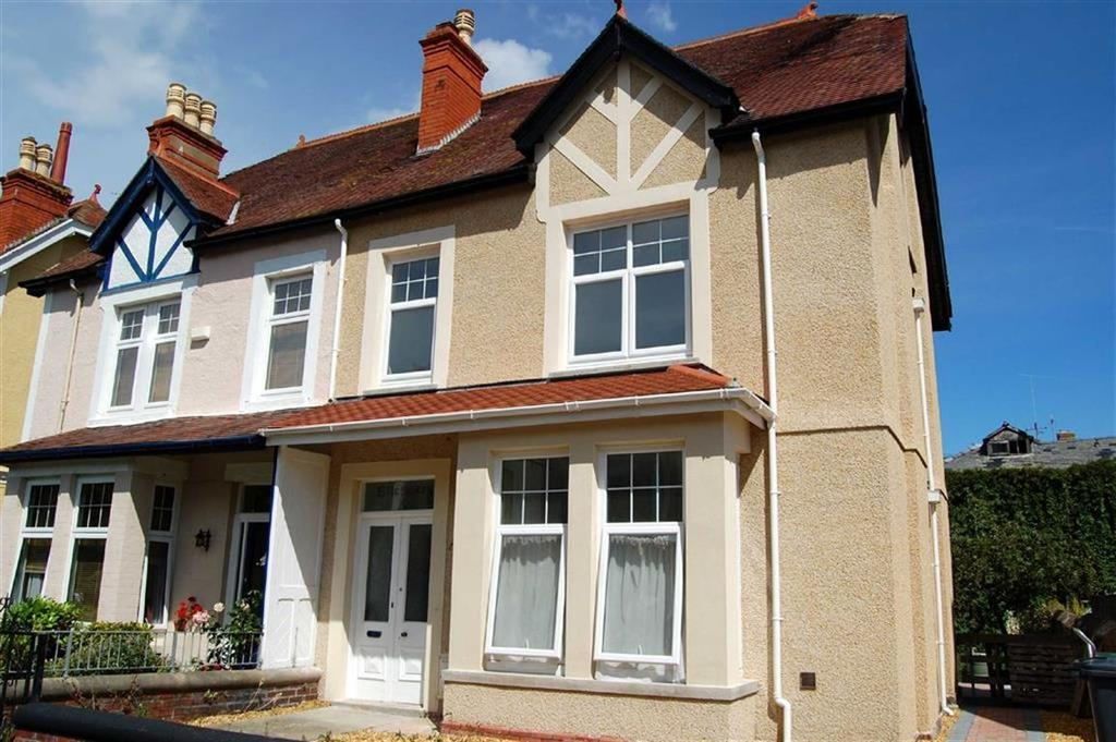 5 Bedrooms Semi Detached House for sale in Maelgwyn Road, Llandudno, Conwy