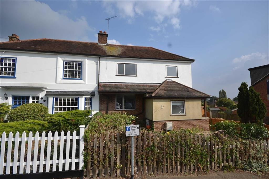 4 Bedrooms Semi Detached House for sale in Sunnyside Road, Epping, Essex, CM16