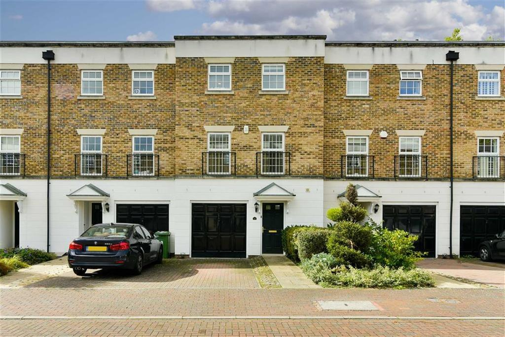 4 Bedrooms Terraced House for sale in Cavendish Walk, Epsom, Surrey