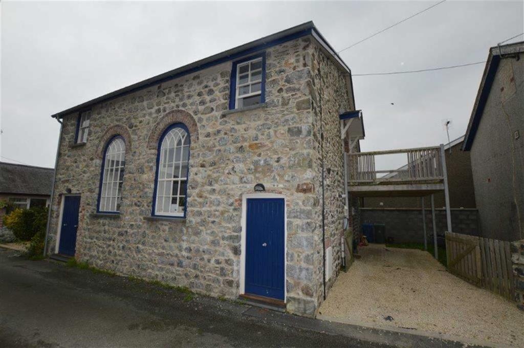 2 Bedrooms Detached House for sale in Old Catholic Church, Brook Street, Tywyn, Gwynedd, LL36