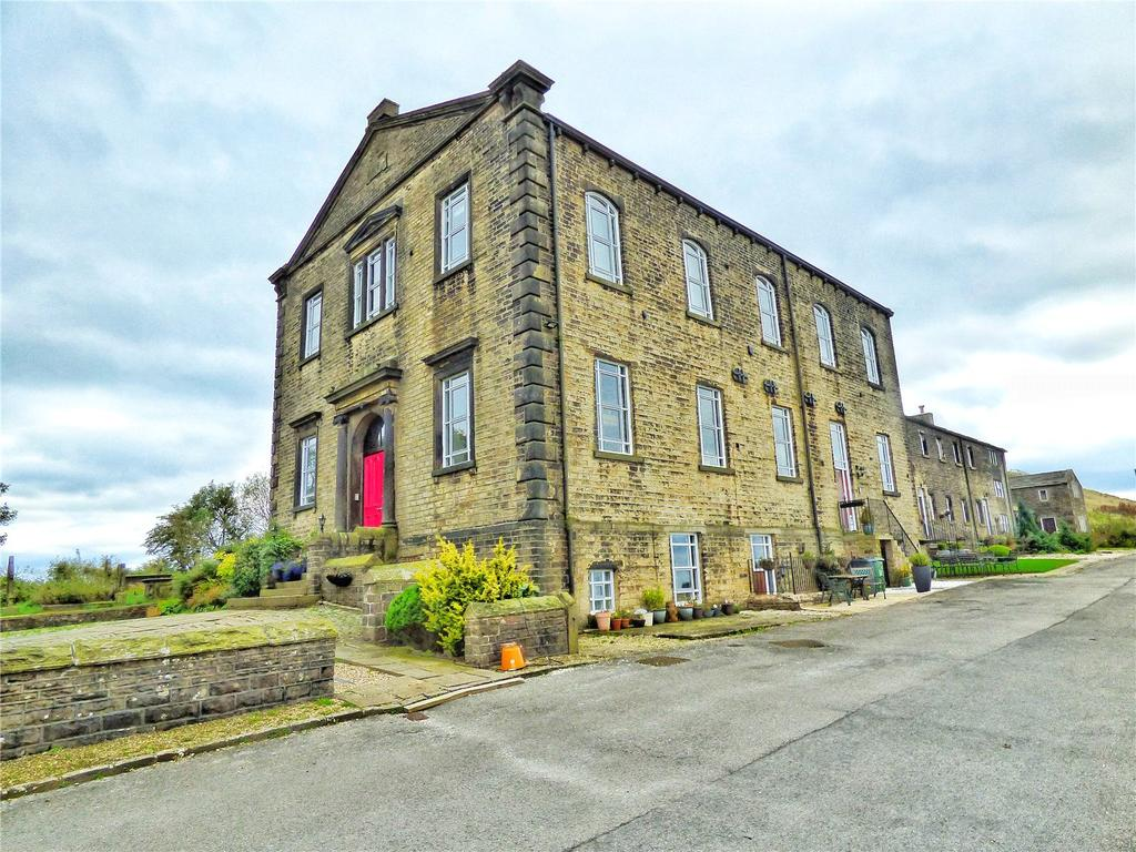 2 Bedrooms Terraced House for sale in The Chapel, Scammonden, Huddersfield, West Yorkshire, HD3