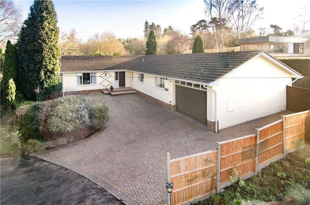 3 Bedrooms Detached Bungalow for sale in Aylestone Hill, Hereford, HR1