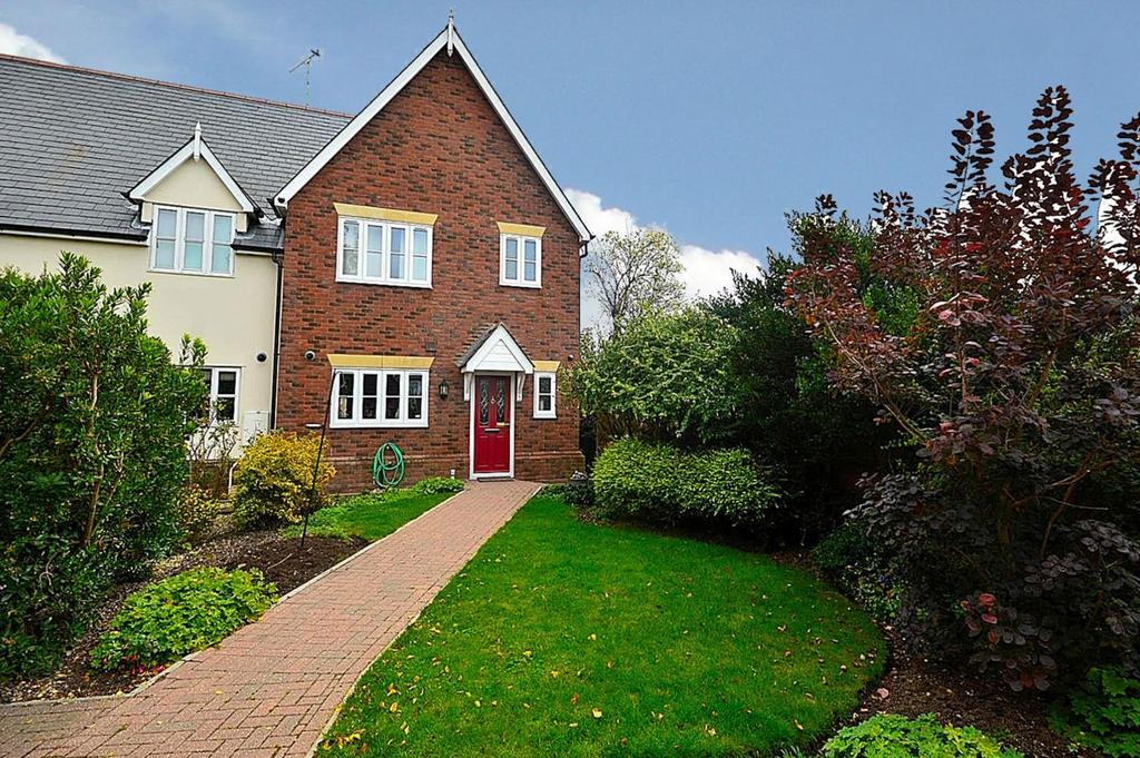 3 Bedrooms End Of Terrace House for sale in Horton Close, Maldon, Essex, CM9