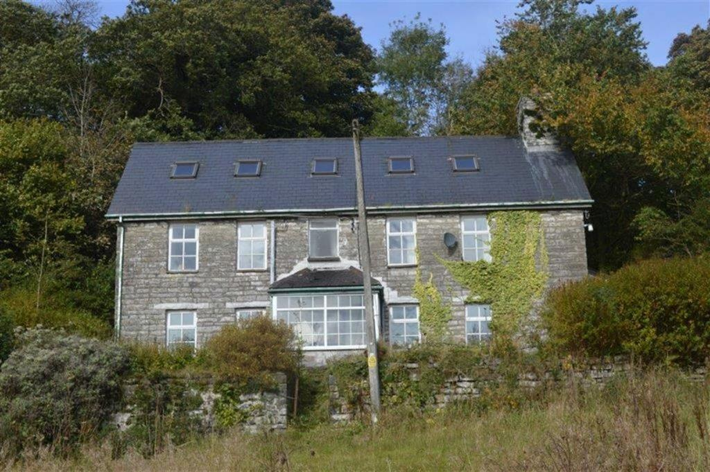 4 Bedrooms Farm House Character Property for sale in Navy Hall, Bronant, Aberystwyth, Ceredigion, SY23
