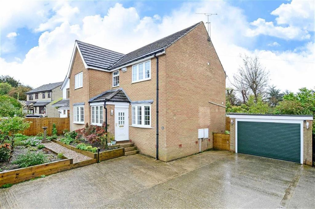 4 Bedrooms Detached House for sale in 33, Salisbury Road, Dronfield, Derbyshire, S18