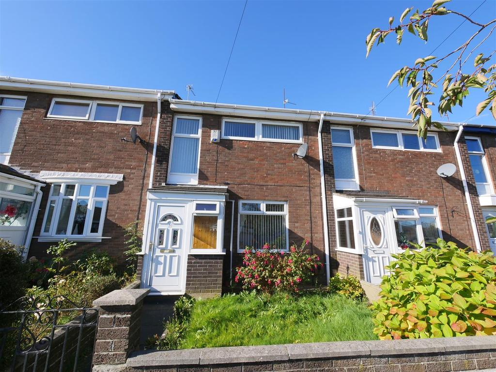 3 Bedrooms Terraced House for sale in Wilber Court, Sunderland