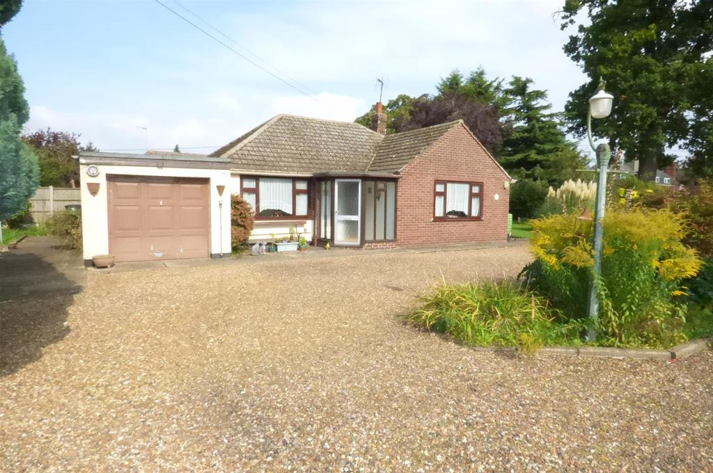3 Bedrooms Detached Bungalow for sale in Cromwell Road, Weeting