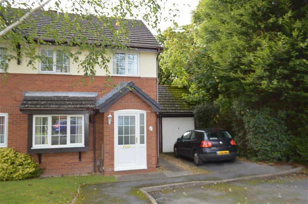 3 Bedrooms Semi Detached House for sale in Clos Brynafon, Swansea, SA4
