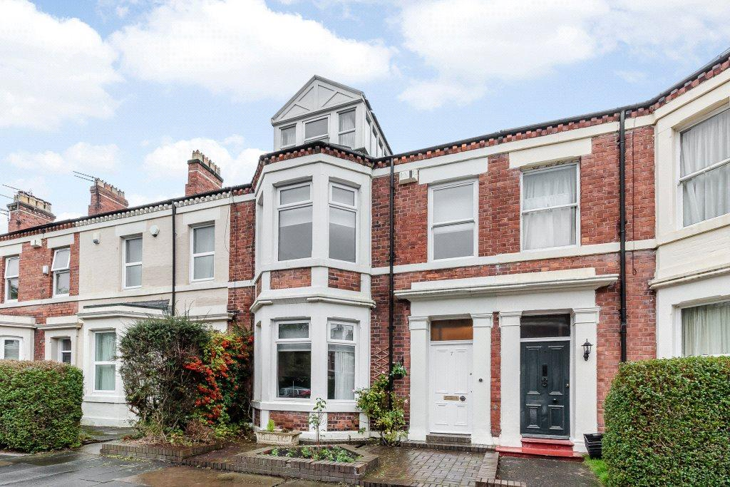 5 Bedrooms Terraced House for sale in Lily Avenue, Jesmond, Newcastle Upon Tyne, Tyne And Wear