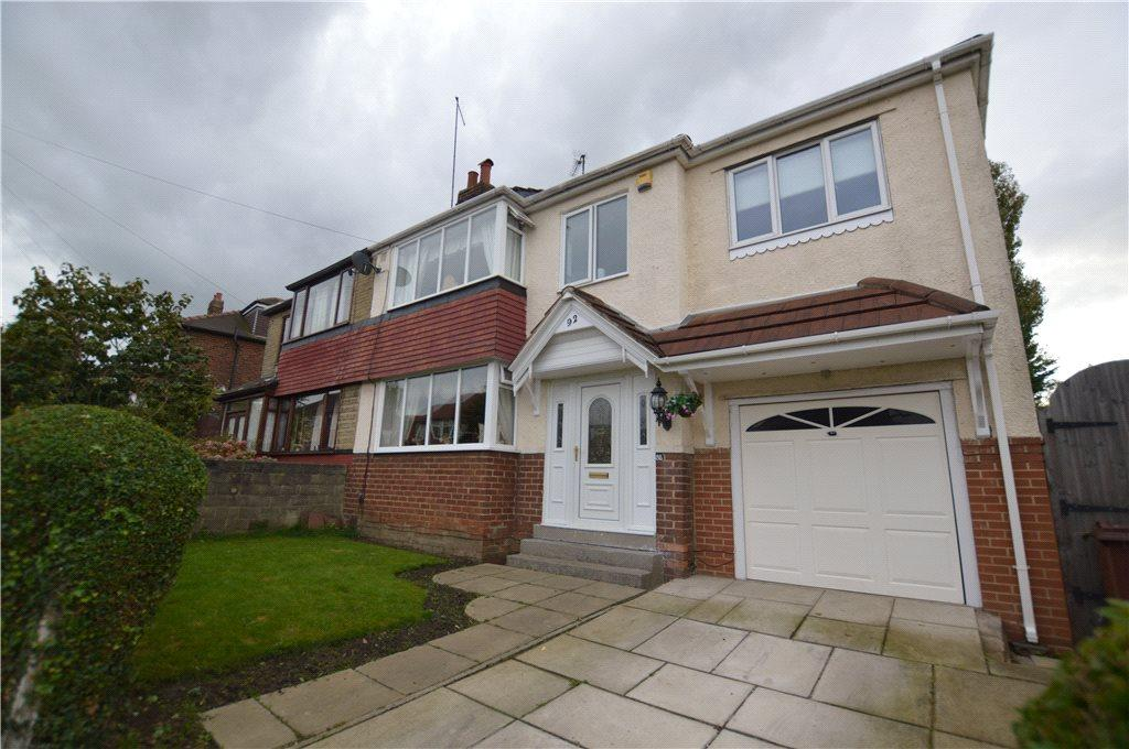 5 Bedrooms Semi Detached House for sale in Woodland Road, Leeds