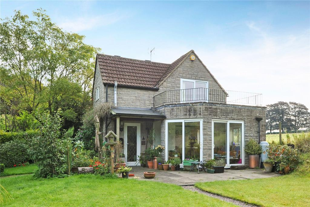 3 Bedrooms Semi Detached House for sale in Folly Lane, Warminster, Wiltshire, BA12