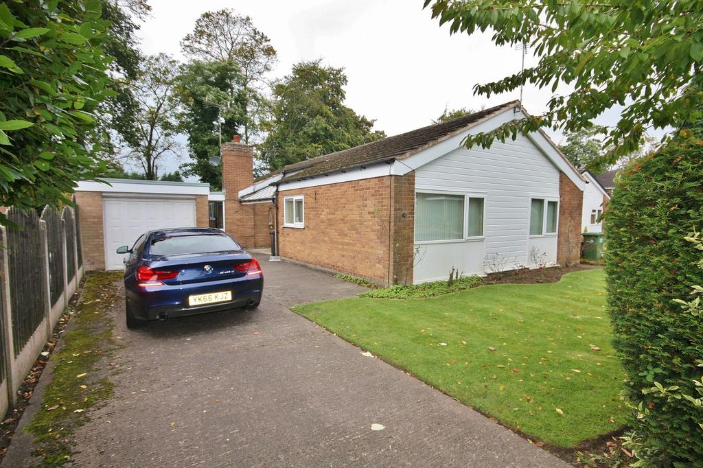 3 Bedrooms Detached Bungalow for sale in Paxford Place, Wilmslow