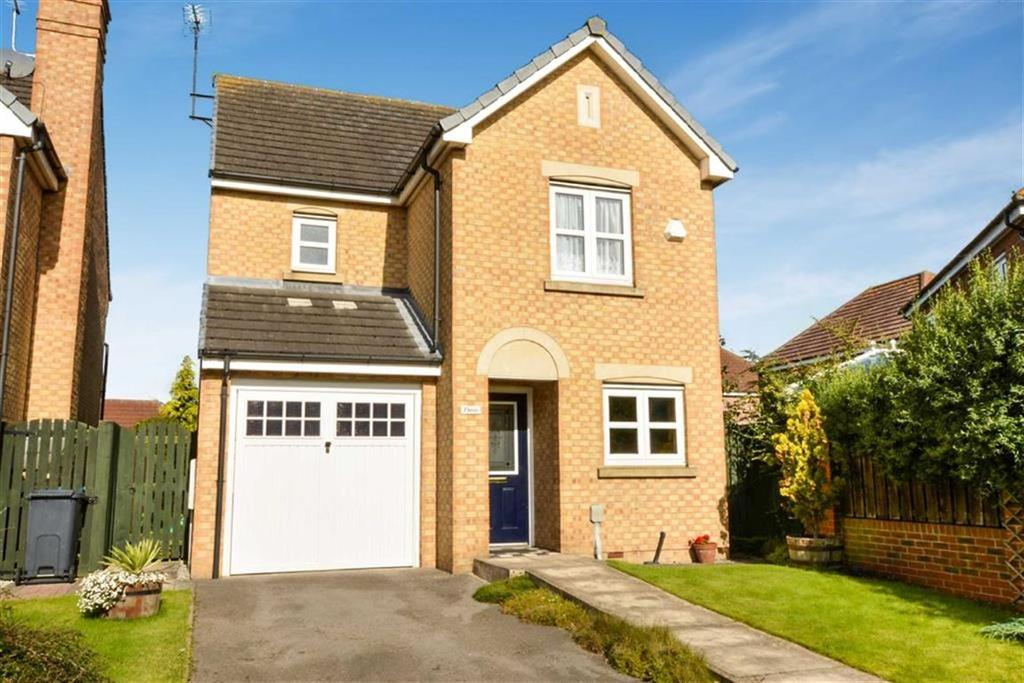 3 Bedrooms Detached House for sale in Budworth Park, Chevening Park, Hull, HU7