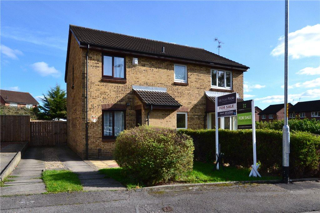2 Bedrooms Semi Detached House for sale in Barford Close, Norton, Stockton-on-Tees