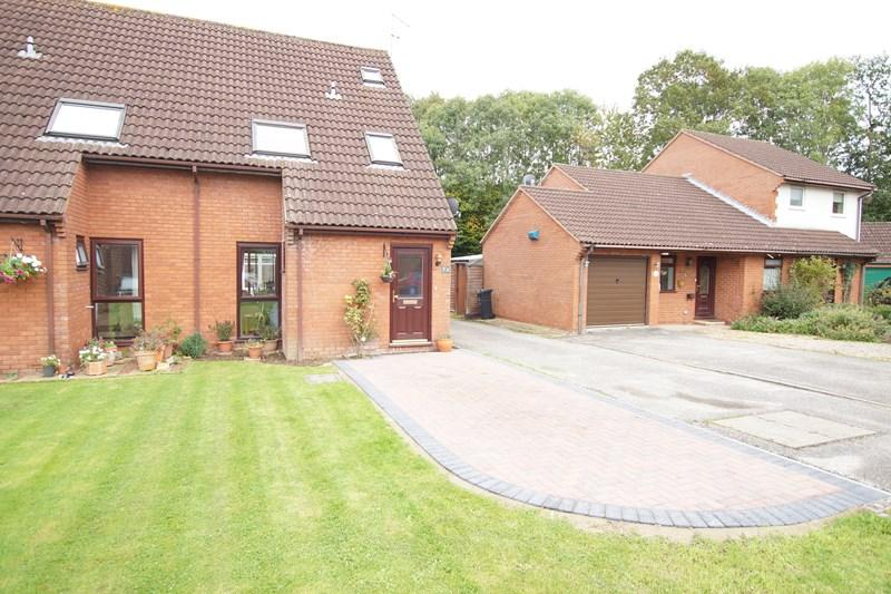 4 Bedrooms Semi Detached House for sale in Downside Close, Blandford Forum