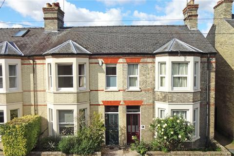 4 bedroom terraced house to rent - Mawson Road, Cambridge, CB1