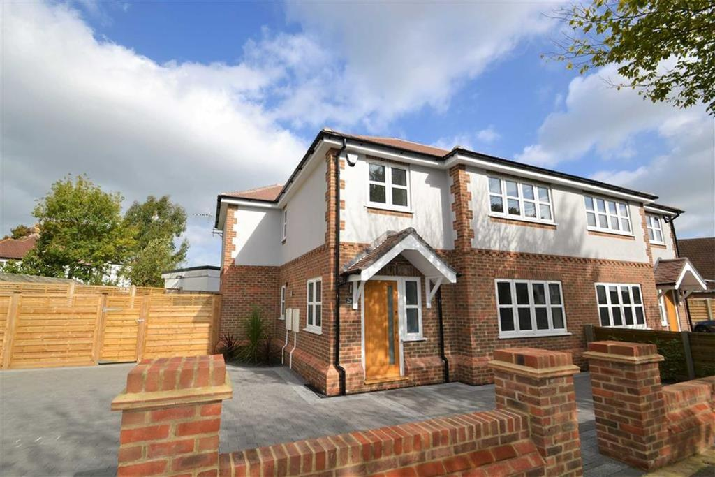 4 Bedrooms Semi Detached House for sale in Lakeswood Road, Petts Wood, Kent