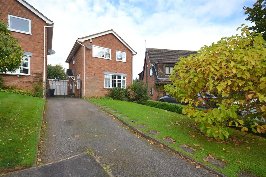 3 Bedrooms Detached House for sale in Peacehaven Grove, Trentham, Stoke-On-Trent