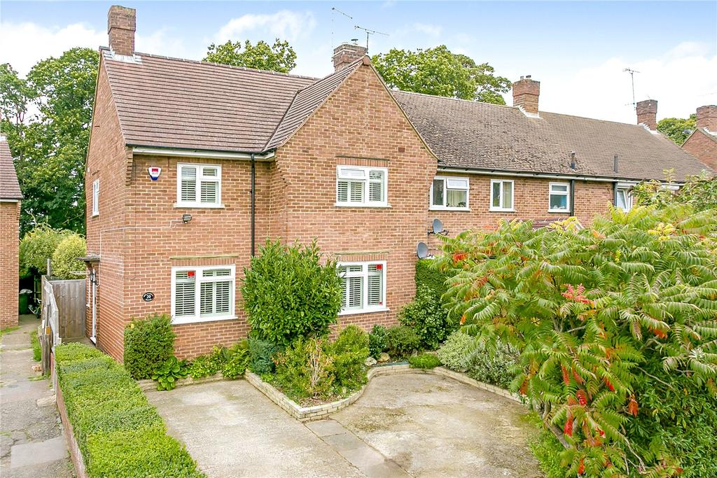 3 Bedrooms End Of Terrace House for sale in The Crescent, Sevenoaks, Kent