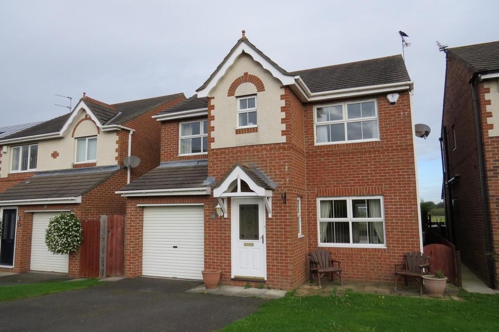 4 Bedrooms Detached House for sale in Shire Farm Grove, Ashington