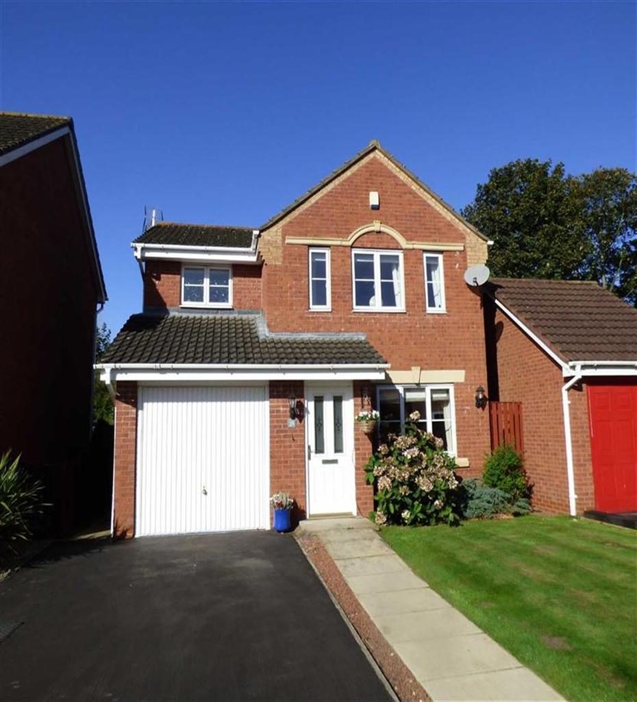 3 Bedrooms Detached House for sale in Lilac Road, Brough
