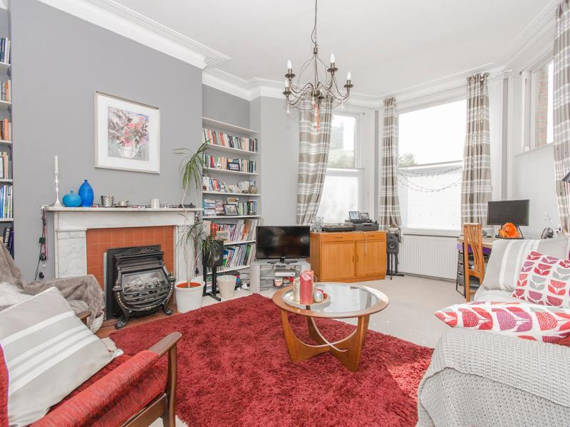 2 Bedrooms Flat for sale in Hornsey Rise, N19