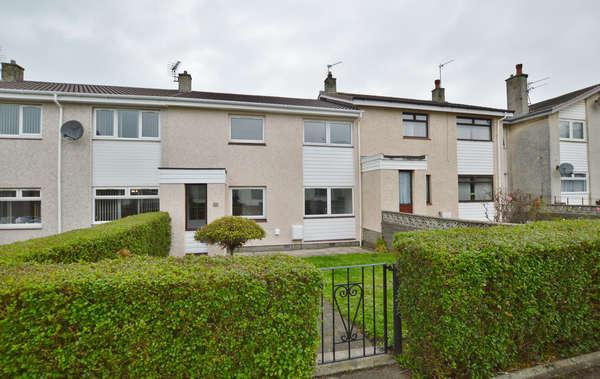 3 Bedrooms Terraced House for sale in 10 Brown Place, Saltcoats, KA21 5TF