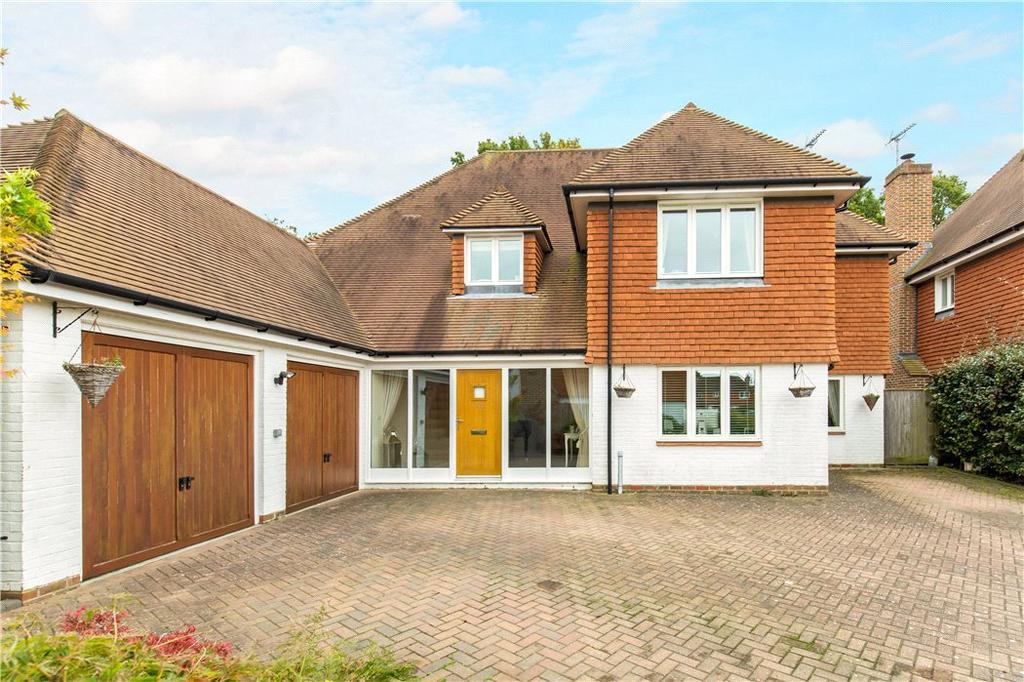 5 Bedrooms Detached House for sale in Bramley Close, Kirdford, Billingshurst, West Sussex, RH14