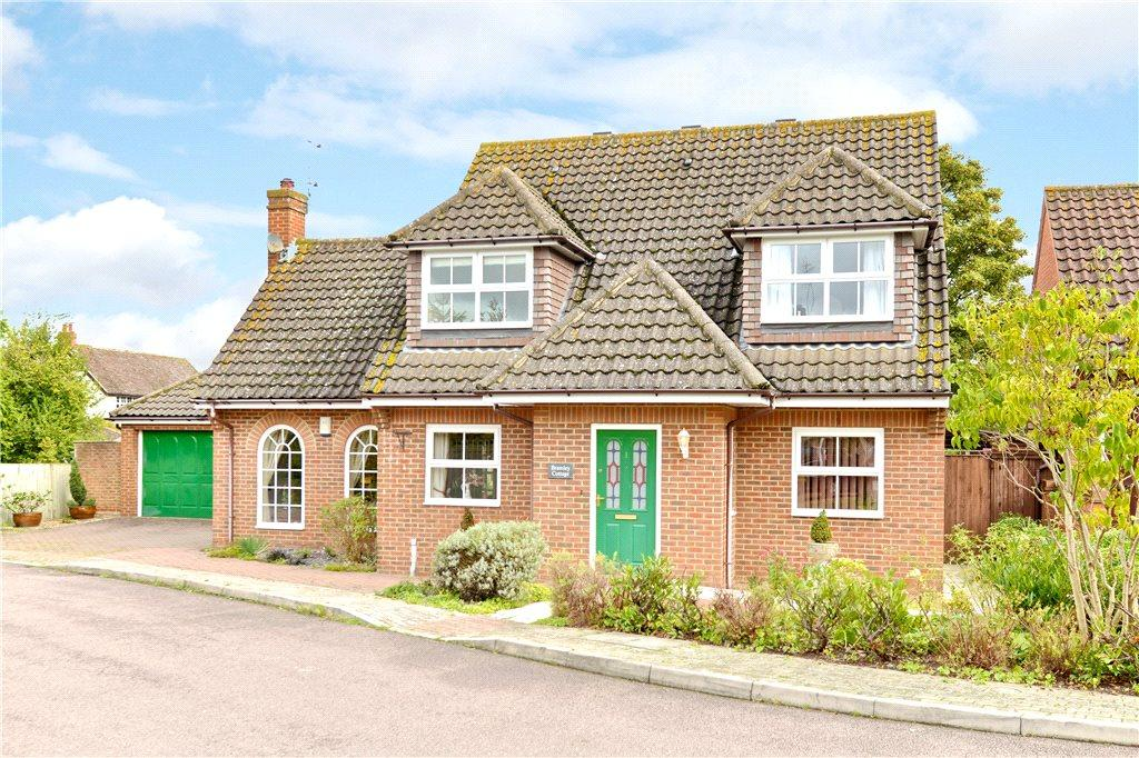 4 Bedrooms Detached House for sale in Bramley Meadows, Newport Pagnell, Buckinghamshire