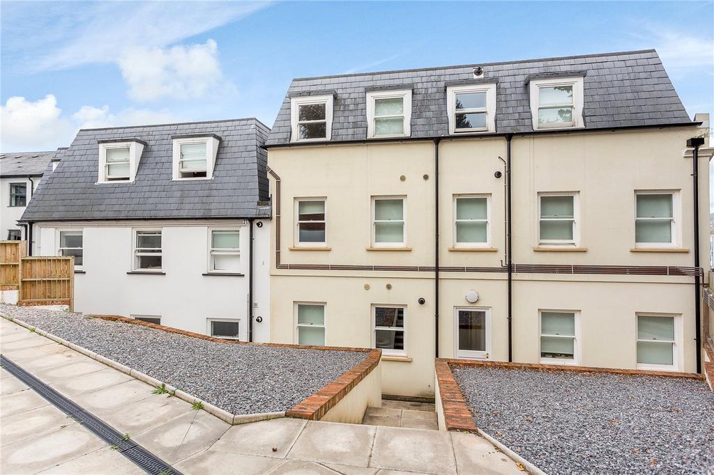 1 Bedroom Flat for sale in Cowley Bridge Road, Exeter, Devon, EX4