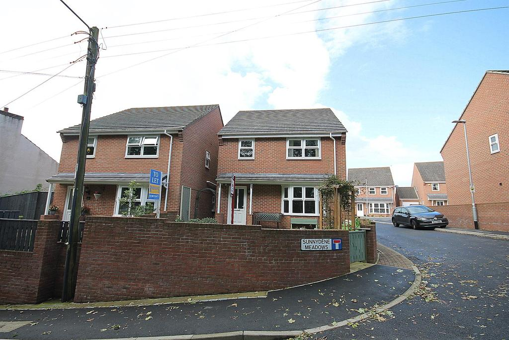 4 Bedrooms Detached House for sale in Sunnydene Meadows, Crook