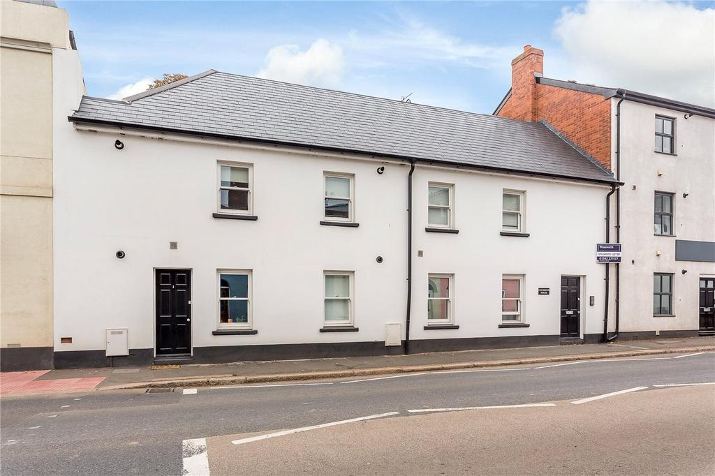 1 Bedroom Flat for sale in Cowley Bridge Road, Exeter, Devon, EX4