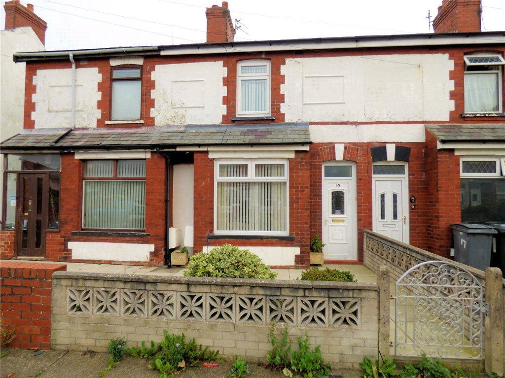 2 Bedrooms Terraced House for sale in Kelvin Road, Bispham, Blackpool
