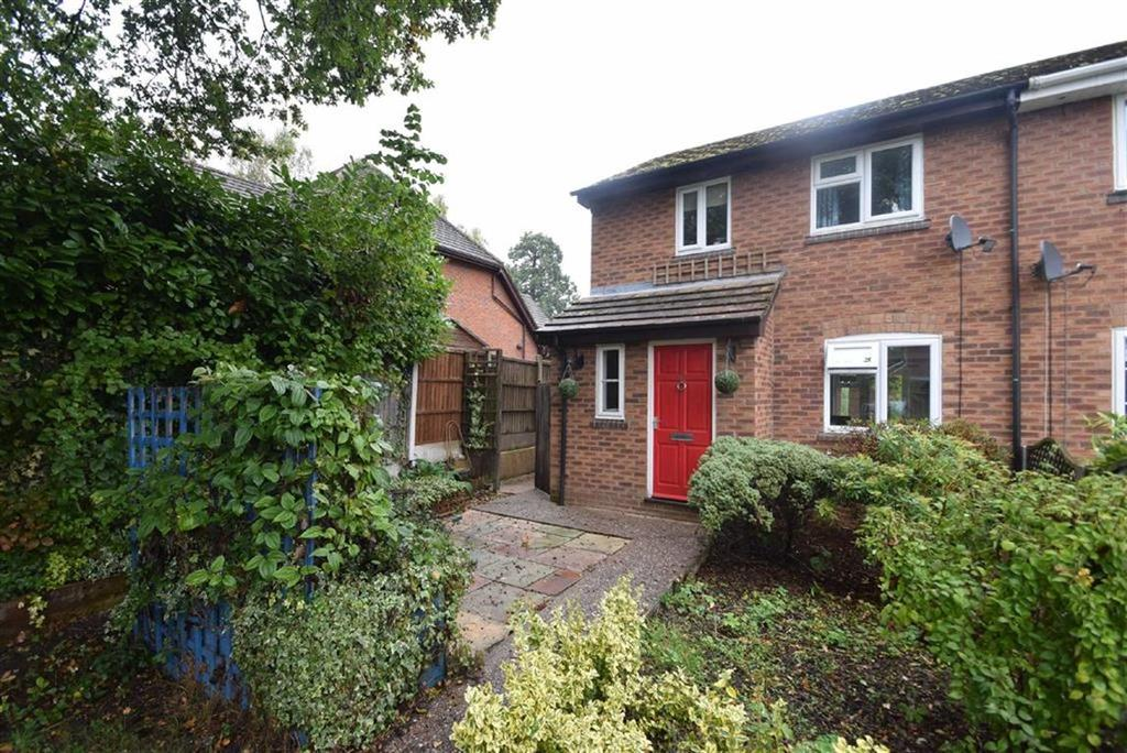 3 Bedrooms Semi Detached House for sale in Copperfield Drive, Copthorne, Shrewsbury