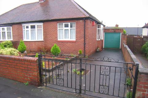 2 bedroom semi-detached bungalow for sale - Ashleigh Road, Denton Burn, Newcastle upon Tyne NE2