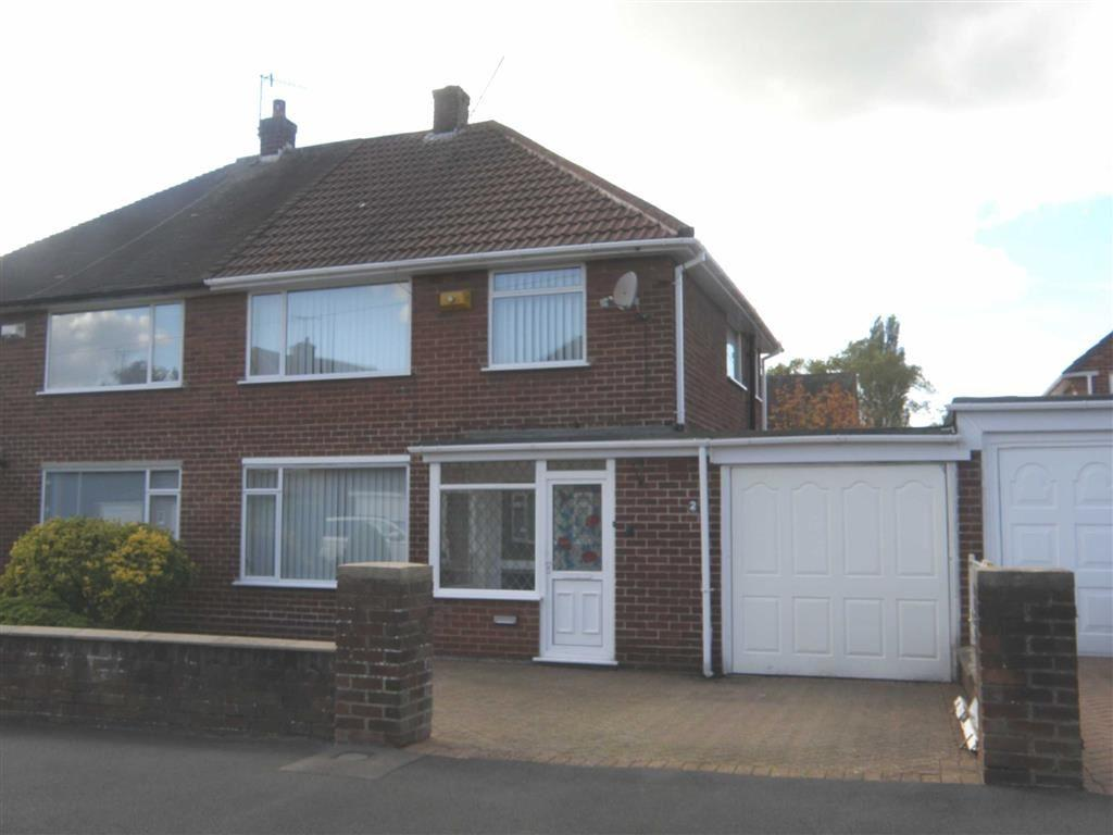 3 Bedrooms Semi Detached House for sale in Needwood Drive, Bebington, Wirral