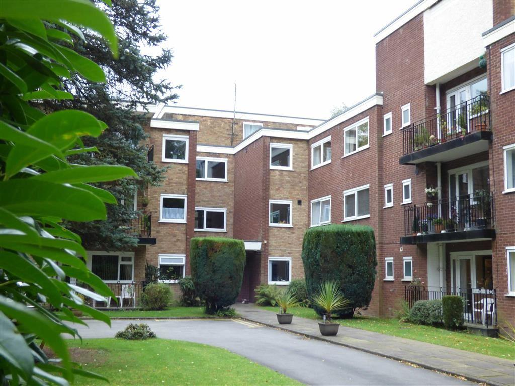 2 Bedrooms Apartment Flat for sale in Clysbarton Court, Bramhall, Cheshire