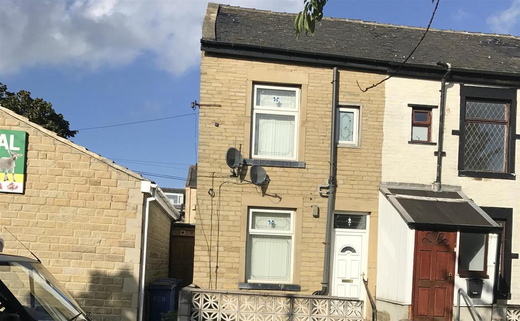 3 Bedrooms Terraced House for sale in Folkestone Street, Bradford