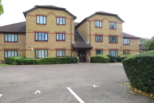 2 Bedrooms Flat for sale in Bordeaux Close, Duston, Northampton, NN5
