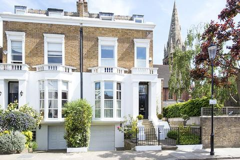 6 bedroom end of terrace house for sale - Elm Park Road, London, SW3